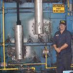 Manutenção de queimadores a gás