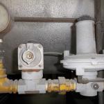 Válvula proporcionadora de gás