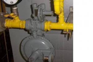 Válvula reguladora gás