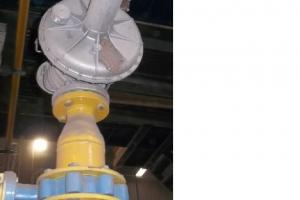 Válvula reguladora de pressão para gás glp